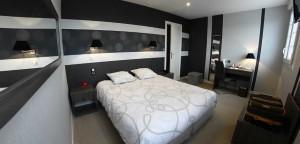 Chambre Hotel Crozon Hostellerie de la Mer