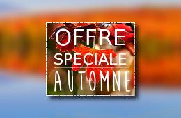 Offre Spéciale Promotion week-end bord de mer Automne