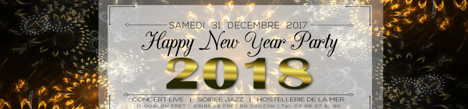 Nouvel An à l'Hostellerie de la Mer, Crozon