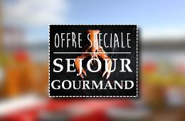 Séjour Gourmand à l'Hostellerie de la Mer, Hotel Restaurant bord de mer à Crozon (Finistère)