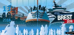 Fete Maritime Brest 2016