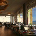Salle de Restaurant vue Mer à Crozon, Hostellerie de la Mer
