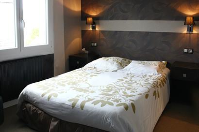 Chambre Arrière - Hostellerie de la Mer, Hotel à Crozon