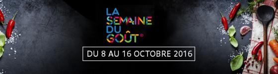 emaine du Gout Octobre2016
