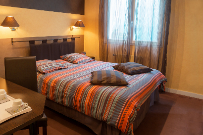 Chambre Arrière - Hostellerie de la Mer, Hotel Crozon