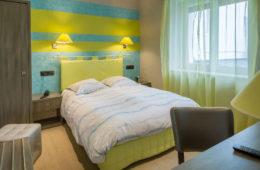 Chambre Arrière - Hostellerie de la Mer Hotel à Crozon