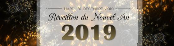 Réveillon du nouvel an à Crozon